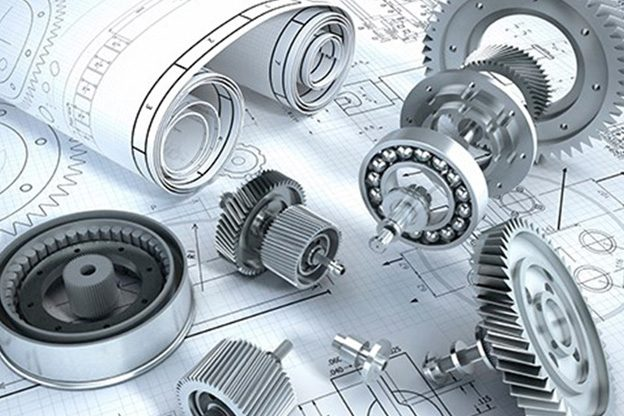Gers and Bearings 3D CAD Services